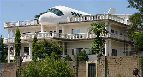 Interesting Home Architecture